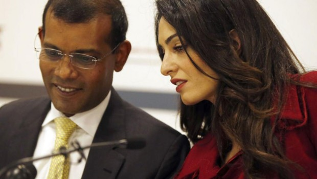 Mohamed Nasheed: Jailed ex-Maldives president pledges to return to islands and continue fight for democracy